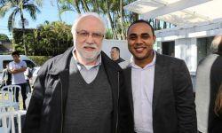 Arquiteto Edson Elito e Gilson Rodrigues