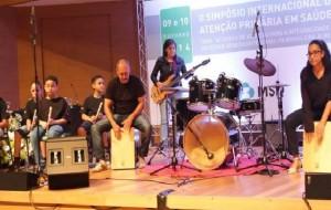 Banda irá se apresentar na Praça Vitor Civita, em Pinheiros, neste domingo (Foto: Divulgação)