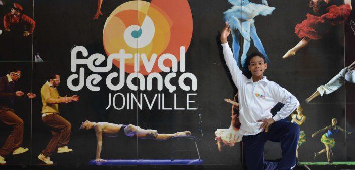 Da segunda maior comunidade de São Paulo para o pódio do Festival de Dança de Joinville