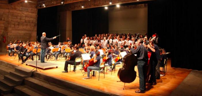 Programação musical do Palácio Tangará terá participação da Orquestra Filarmônica de Paraisópolis